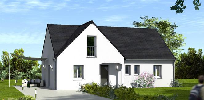 Constructeur maison maisons dona bourges construction for Constructeur bourges