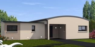 Maison vendre avec terrain maison dona constructeur maison touraine et r gion centre - Garage rebaud st victor sur loire ...