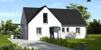 Brion - maison + terrain