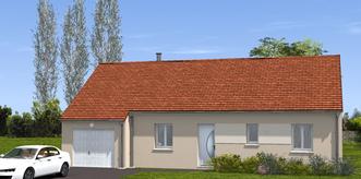 Chateauroux - maison + terrain
