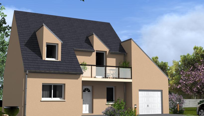 Maison 4 Chambres A Cerelles En Indre Et Loire 37 Maison Contemporaine A 30 Minutes Au Nord De Tours Maisons Dona