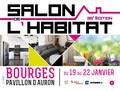 SALON DE L'HABITAT DU 19 AU 22 JANVIER 2018