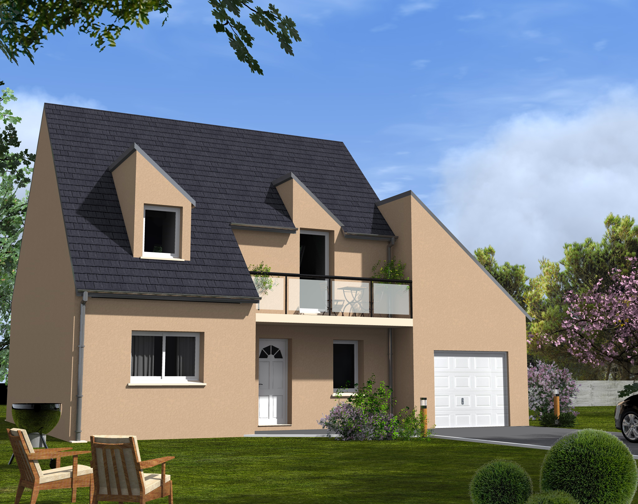 Constructeur Maison Contemporaine Bourges Maison Moderne